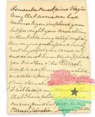 Ghana letter